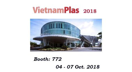 2018 第18屆越南胡志明市國際塑橡膠工業展